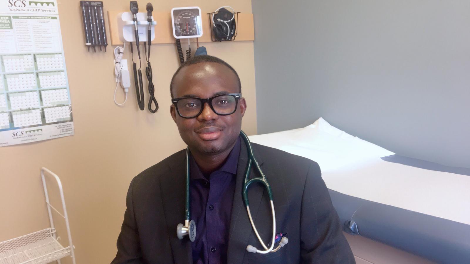 Dr. Moses Olakanmi